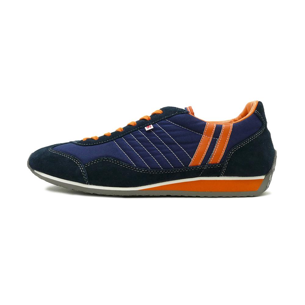 スニーカー パトリック PATRICK スタジアム ネイビー/オレンジ 23952 メンズ レディース シューズ 靴