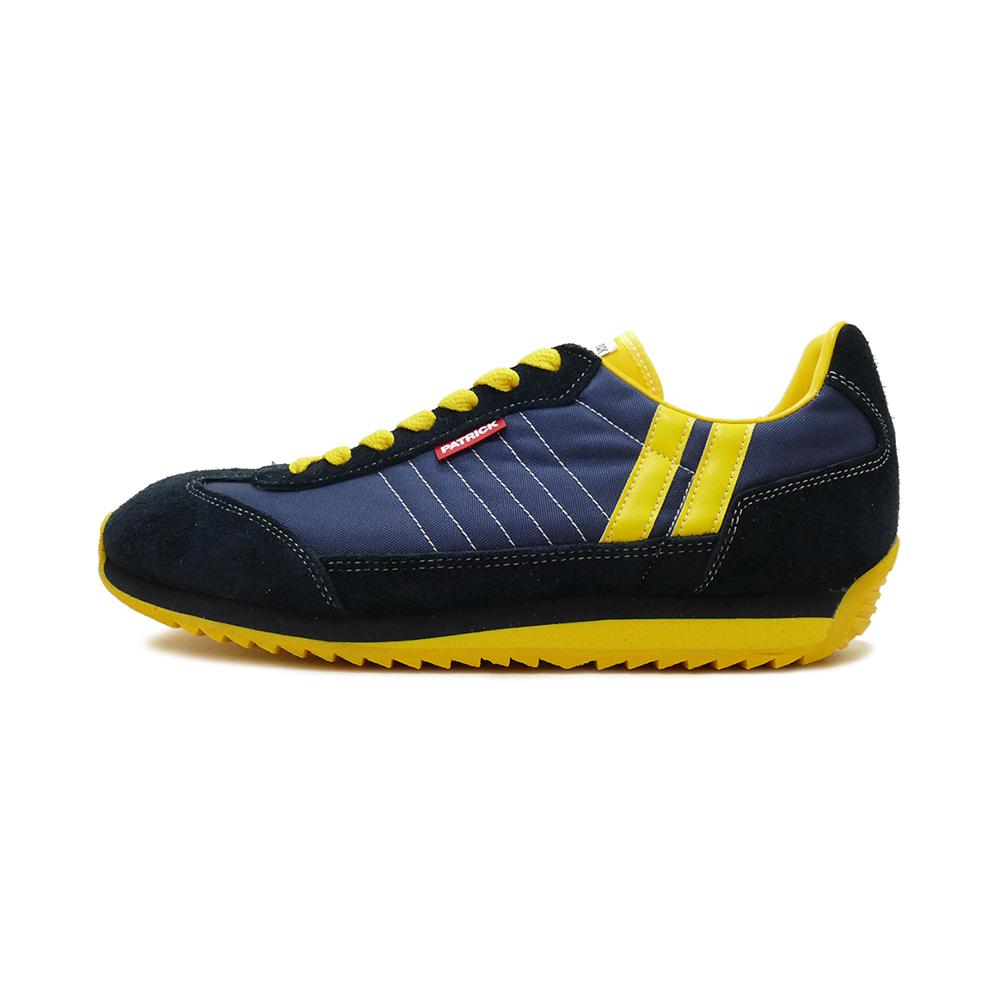 スニーカー パトリック PATRICK マラソン ネイビー 9422 メンズ レディース シューズ 靴