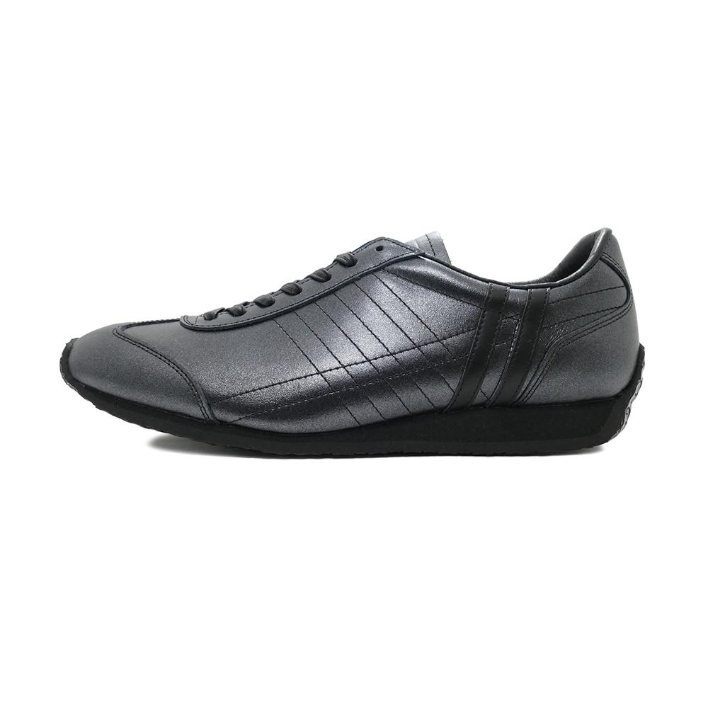 スニーカー パトリック PATRICK ラメパミールウォータープルーフ ブラック 502651 メンズ レディース シューズ 靴 20Q3