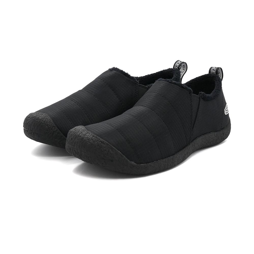 スニーカー キーン KEEN ウィメンズハウザーツー トリプルブラック 黒 1023981 レディース シューズ 靴