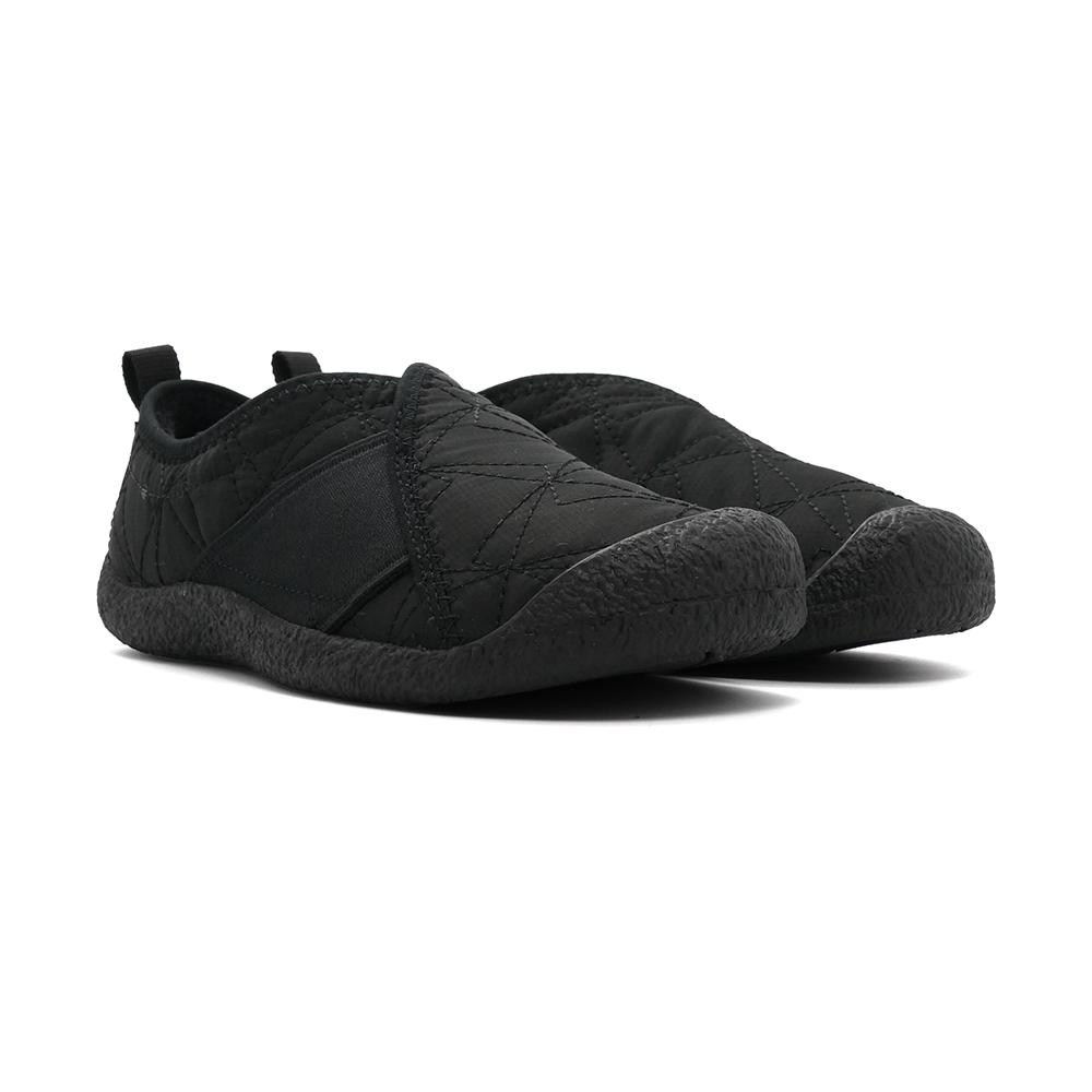 スニーカー キーン KEEN ウィメンズハウザーラップ ブラック 黒 1025535 レディース シューズ 靴