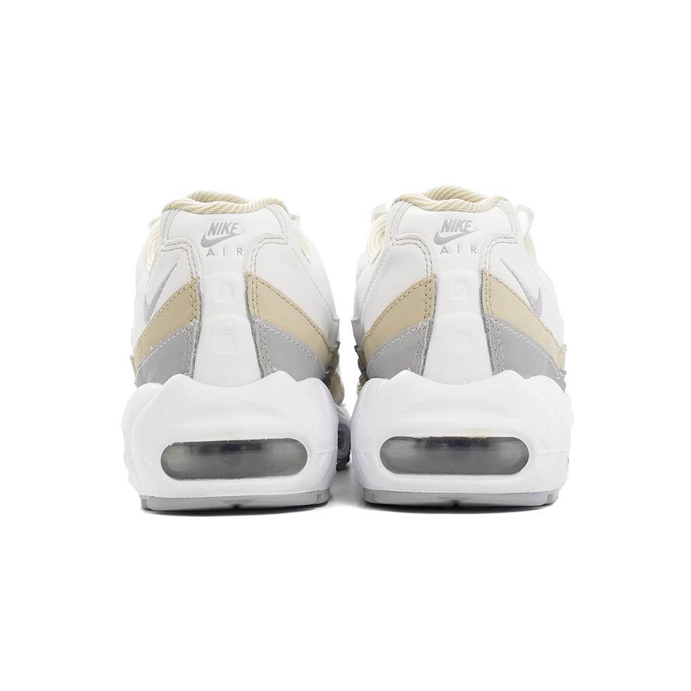 スニーカー ナイキ NIKE ウィメンズエアマックス95 サミットホワイト/ウルフグレー/ラタン/ホワイト 白 DA8731-100 レディース シューズ 靴 21FA