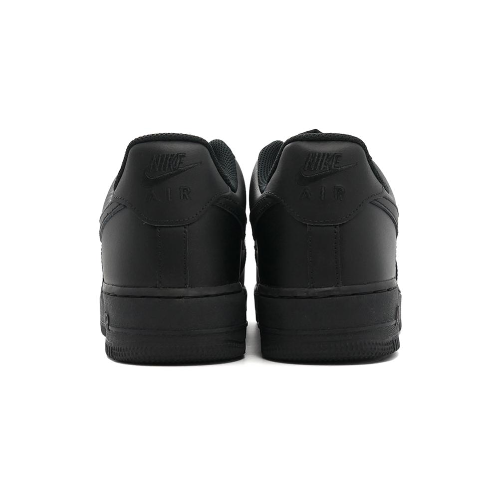 スニーカー ナイキ NIKE エアフォース1'07 ブラック/ブラック CW2288-001 メンズ シューズ 靴 21SP