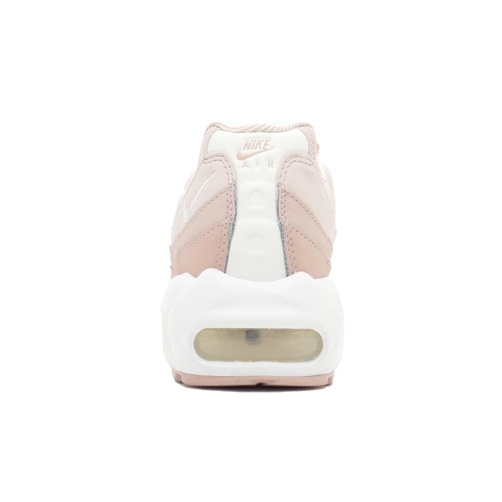 スニーカー ナイキ NIKE ウィメンズエアマックス95 ピンクオックスフォード/サミットホワイト/ベアリーローズ/ホワイト DJ3859-600 レディース シューズ 靴 21SU
