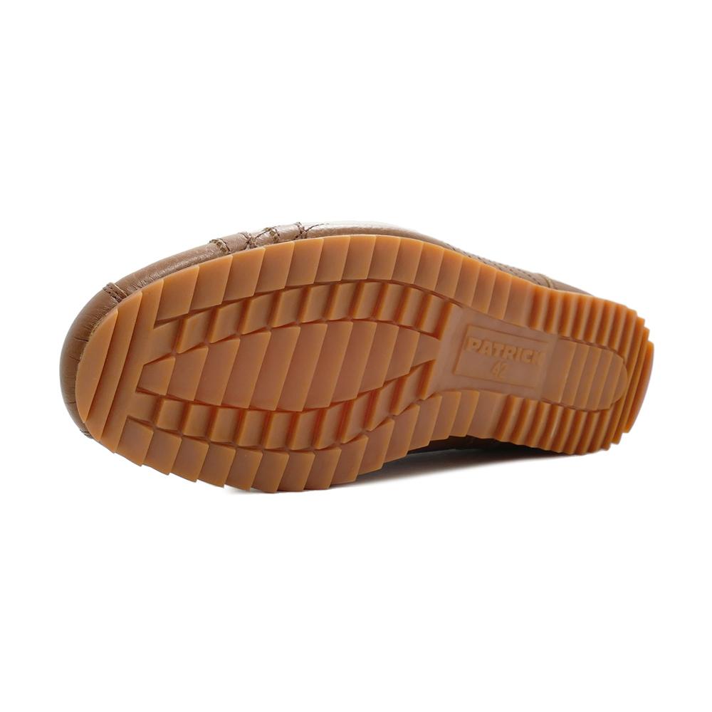 スニーカー パトリック PATRICK シュリー・シュリンクウォータープルーフ BRN ブラウン 503493 メンズ レディース シューズ 靴 21Q2