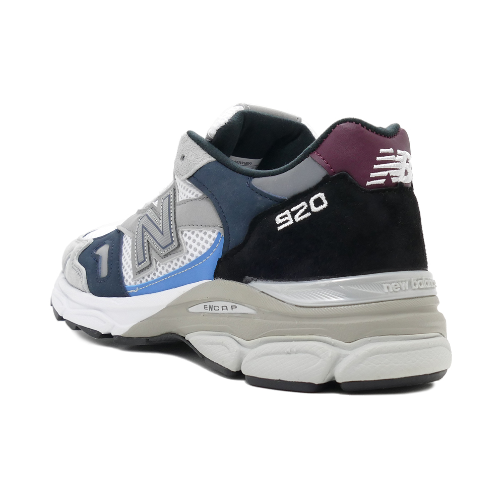 スニーカー ニューバランス NEW BALANCE M920NBR ライトグレー/ネイビー M920-NBR NB メンズ シューズ 靴 20FW