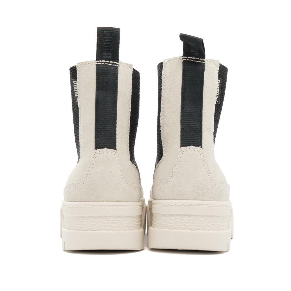 ブーツ プーマ PUMA メイズチェルシースウェードウィメンズ マシュマロ 白 ホワイト 382829-02 レディース シューズ 靴 21FA