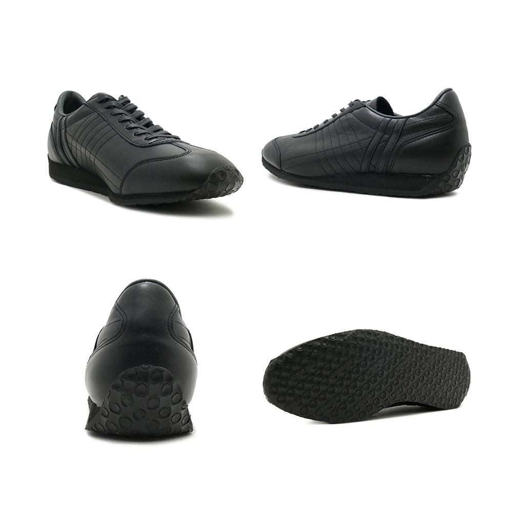 スニーカー パトリック PATRICK パミールウォータープルーフ ブラック メンズ レディース シューズ 靴