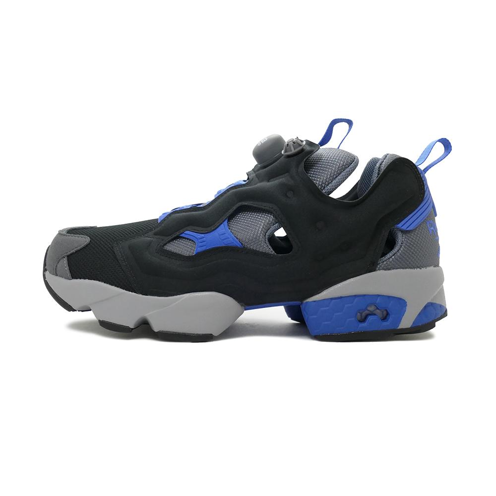 スニーカー リーボック REEBOK インスタポンプフューリー ブラック/コールドグレー FV4207 メンズ シューズ 靴
