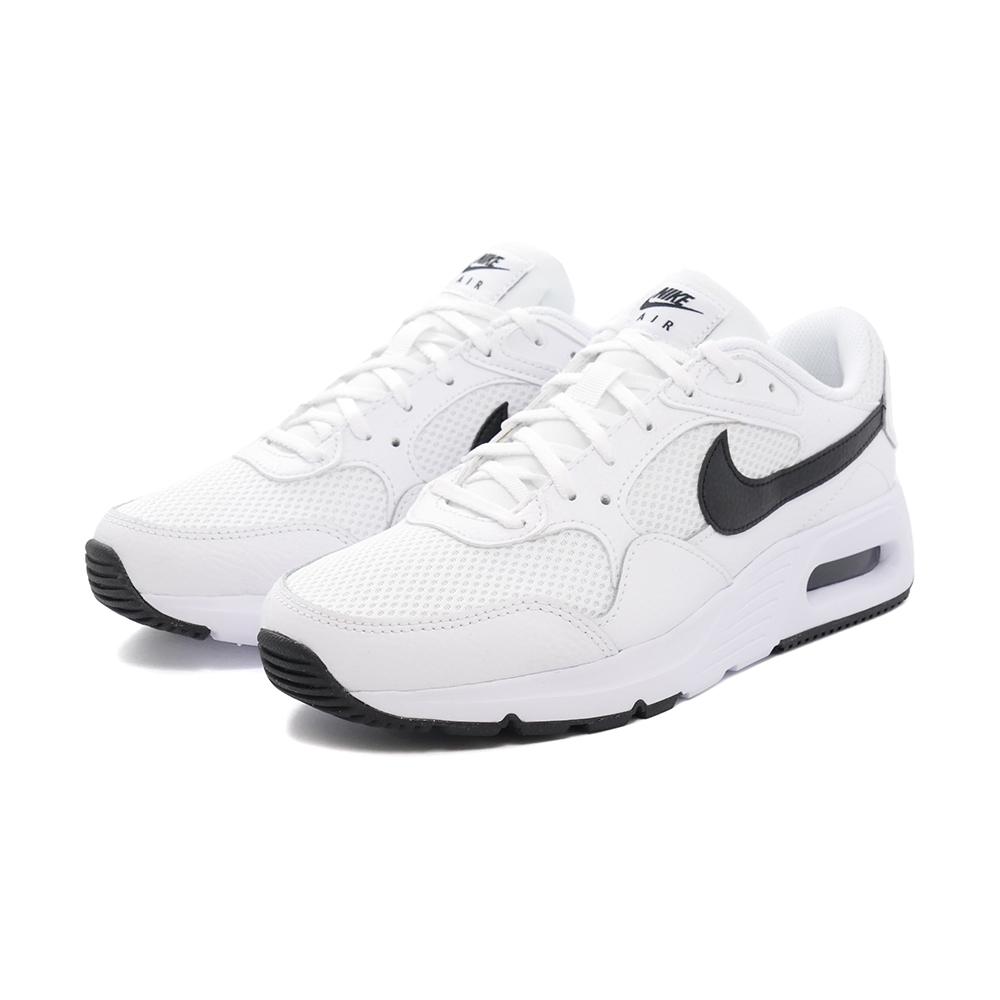 スニーカー ナイキ NIKE ウィメンズエアマックスSC ホワイト/ブラック/ホワイト 白 CW4554-103 レディース シューズ 靴 21HO