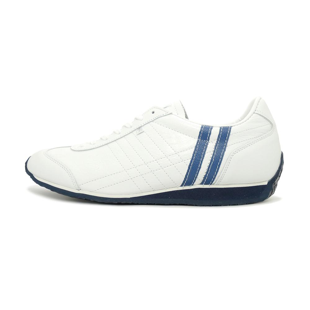 スニーカー パトリック PATRICK パミール ホワイト/サックス メンズ レディース シューズ 靴 19SS