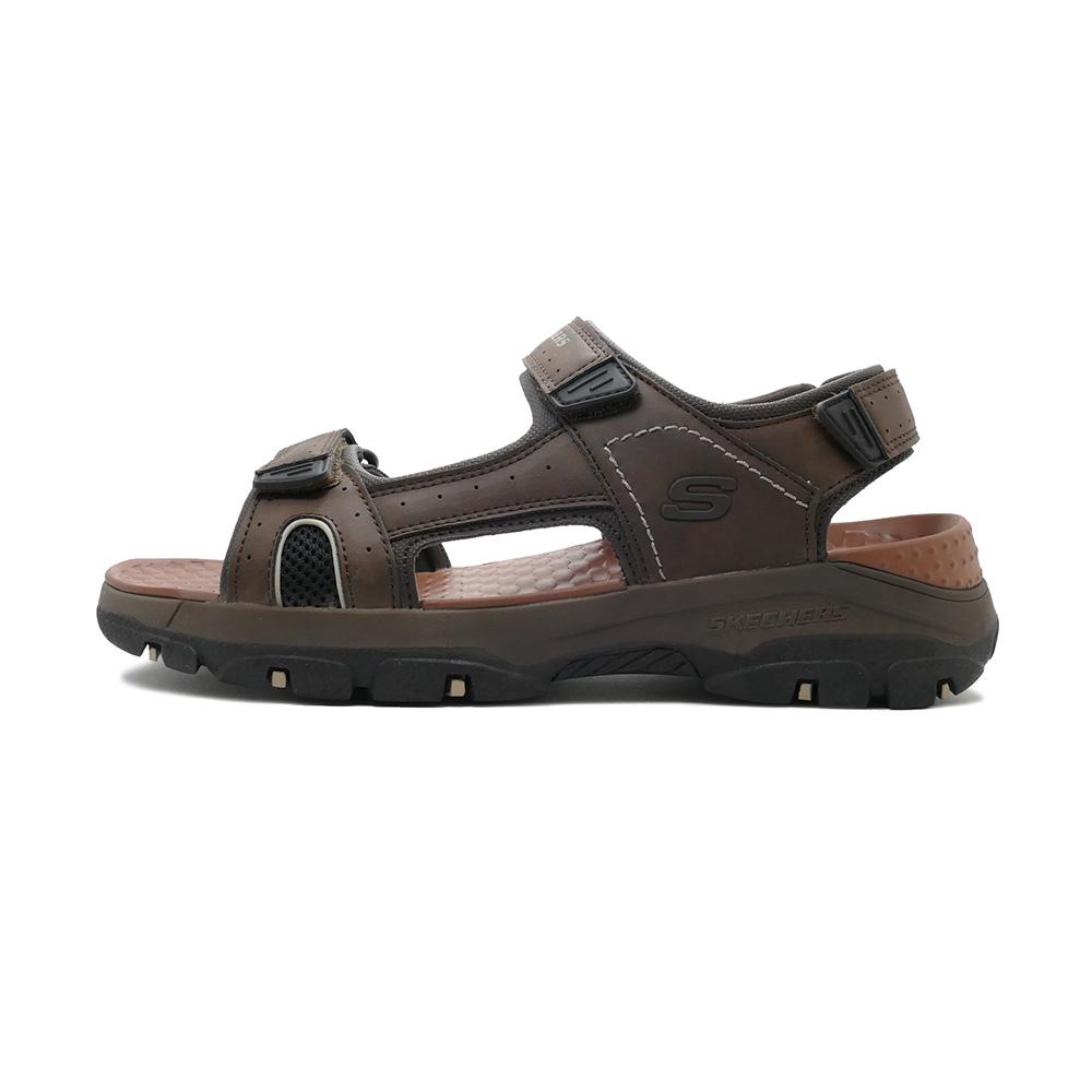 スニーカー スケッチャーズ SKECHERS TRESMEN-HIRANO チョコレート 204106-CHOC メンズ シューズ 靴 20SS