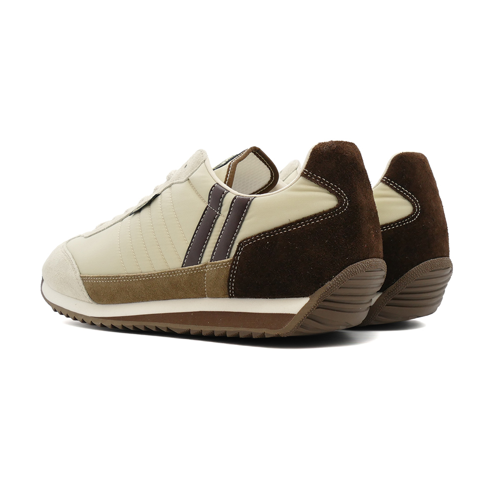 スニーカー パトリック PATRICK マラソンクッキー&クリーム ベージュ/ブラウン 茶 942153 メンズ レディース シューズ 靴 21Q3