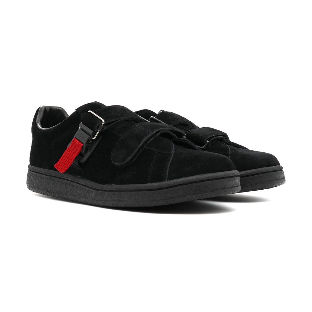 スニーカー パトリック PATRICK オーシャン-フィドロックベロア ブラック 黒 503621 メンズ シューズ 靴 21Q3