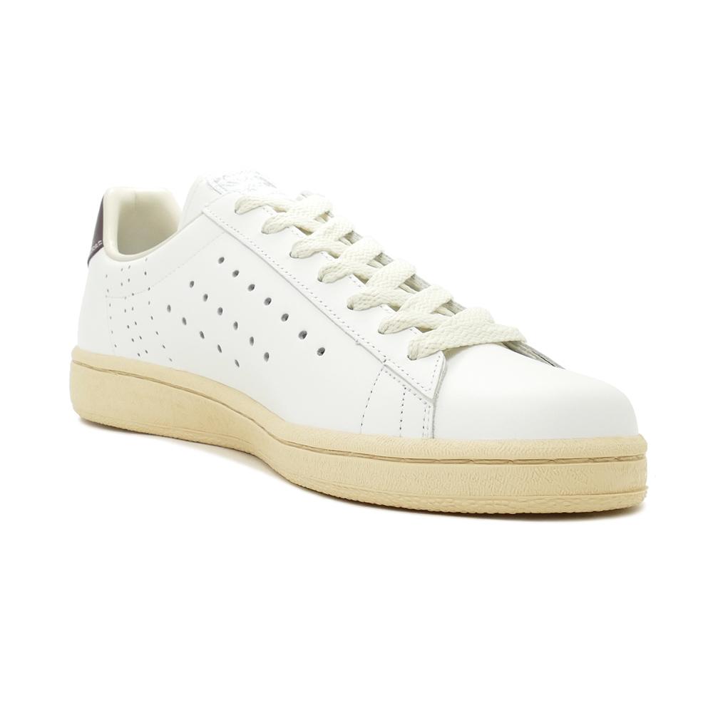 スニーカー パトリック PATRICK ケベックWH/BRD ホワイト/ボルドー 112050 メンズ レディース シューズ 靴 20Q3
