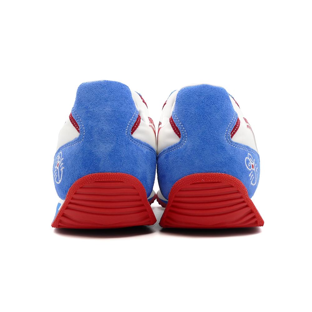 スニーカー パトリック PATRICK アイムドラえもん・マラソン WHT ホワイト 白 720500 メンズ レディース シューズ 靴 21Q3