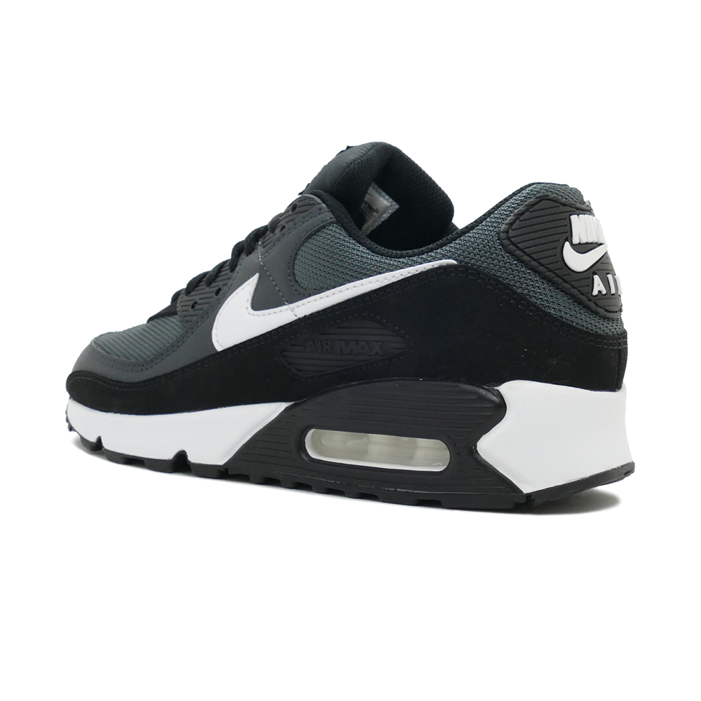 スニーカー ナイキ NIKE エアマックス90 アイアングレー/ホワイト/ダークスモークグレー/ブラック CN8490-002 メンズ シューズ 靴