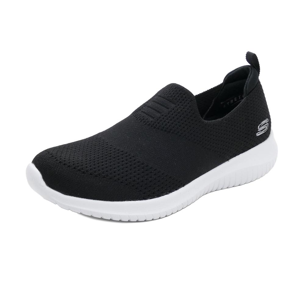 スニーカー スケッチャーズ SKECHERS ウルトラフレックスハーモニアス ブラック 13106-BLK レディース シューズ 靴 21SS