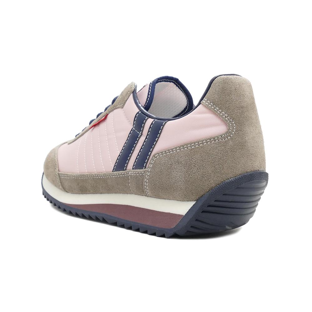 スニーカー パトリック PATRICK マラソン シュリンプ ベージュ 94637 メンズ レディース シューズ 靴 21Q2