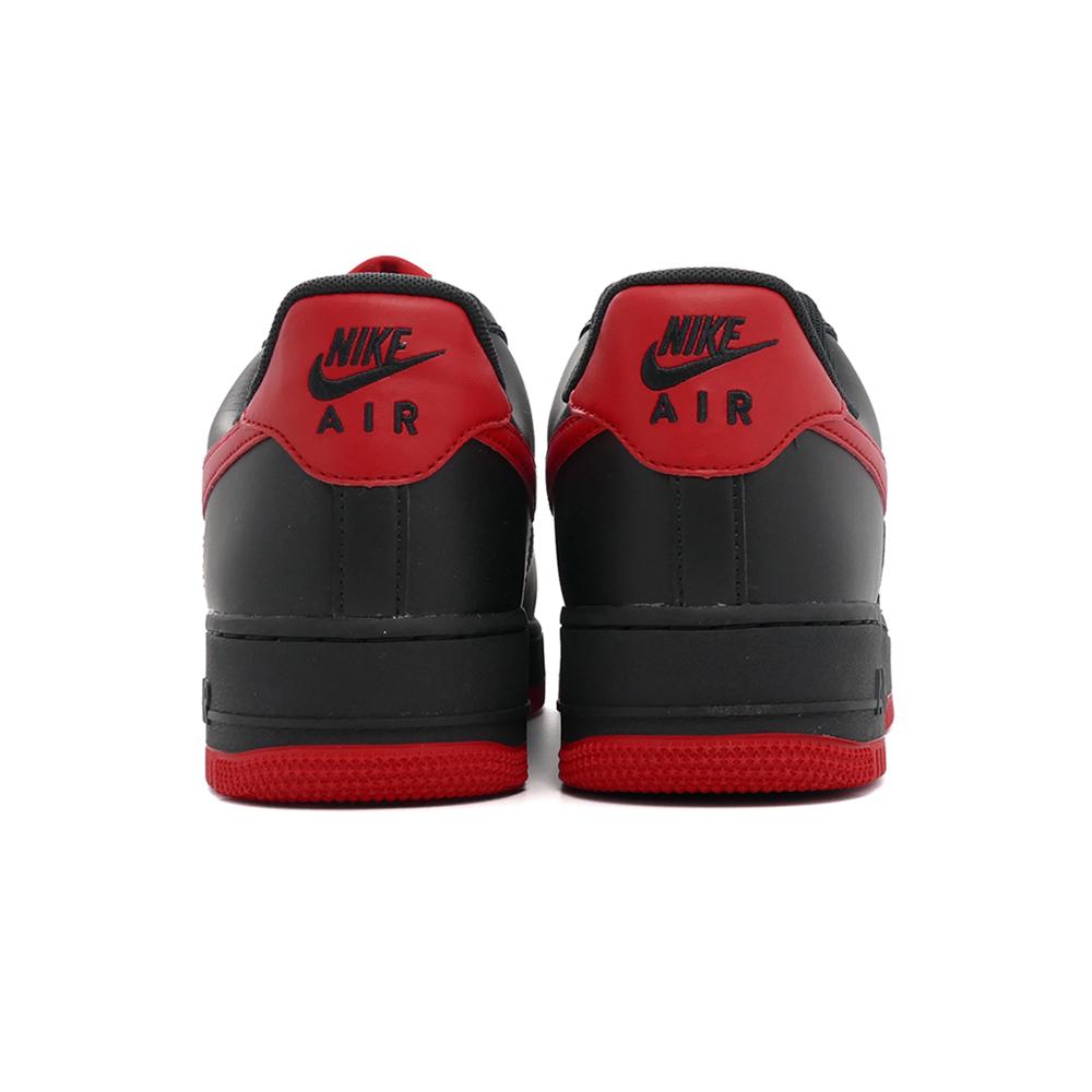 スニーカー ナイキ NIKE エアフォース1'07 ブラック/ユニバーシティレッド/ブラック 黒 DC2911-001 メンズ シューズ 靴 21FA