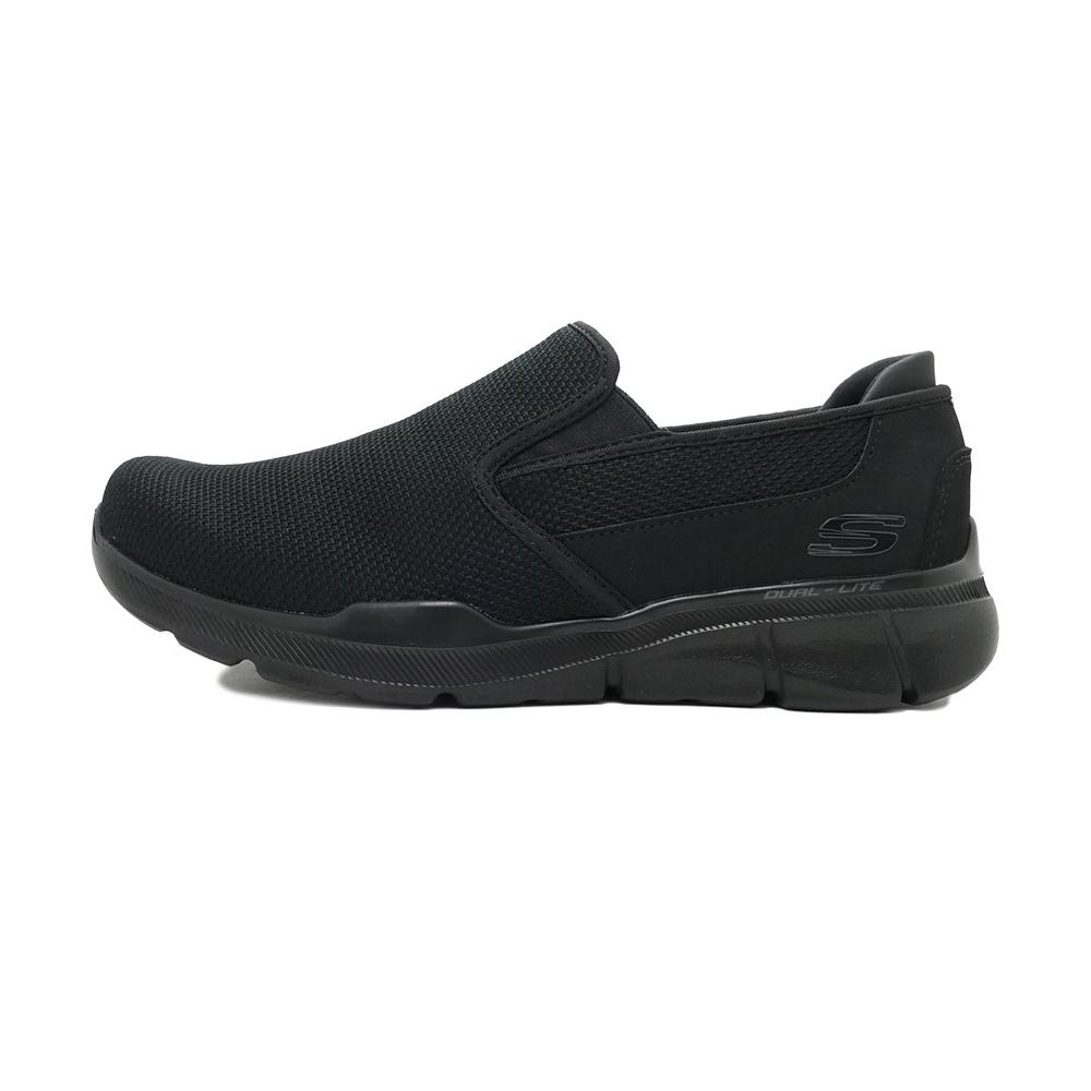 スニーカー スケッチャーズ SKECHERS EQUALIZER3.0-SUMNIN ブラック 52937-BBK メンズ シューズ 靴 21SS