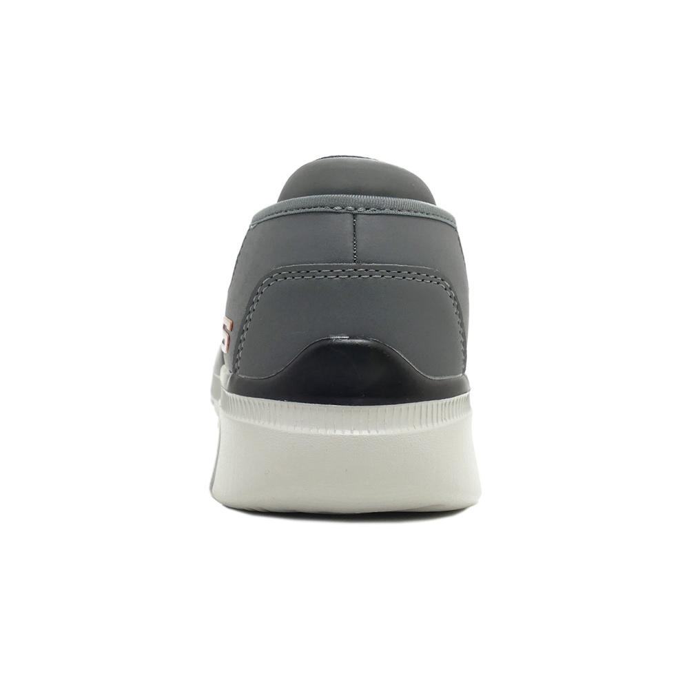スニーカー スケッチャーズ SKECHERS EQUALIZER3.0-SUMNIN グレー/オレンジ 52937-CCOR メンズ シューズ 靴 21SS