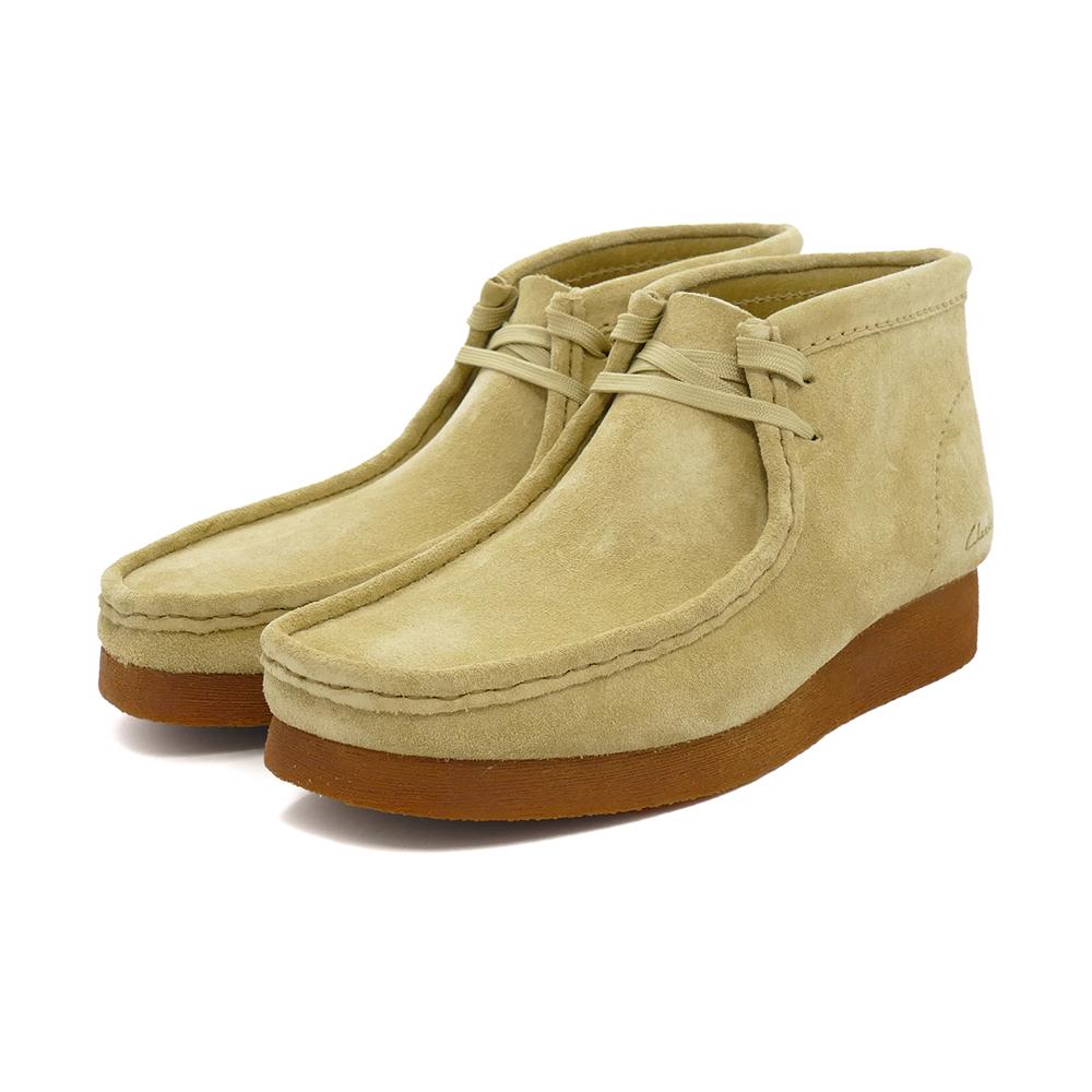 ブーツ クラークス Clarks ワラビーブーツ2 メープルスエード 26158303 メンズ シューズ 靴 21SS