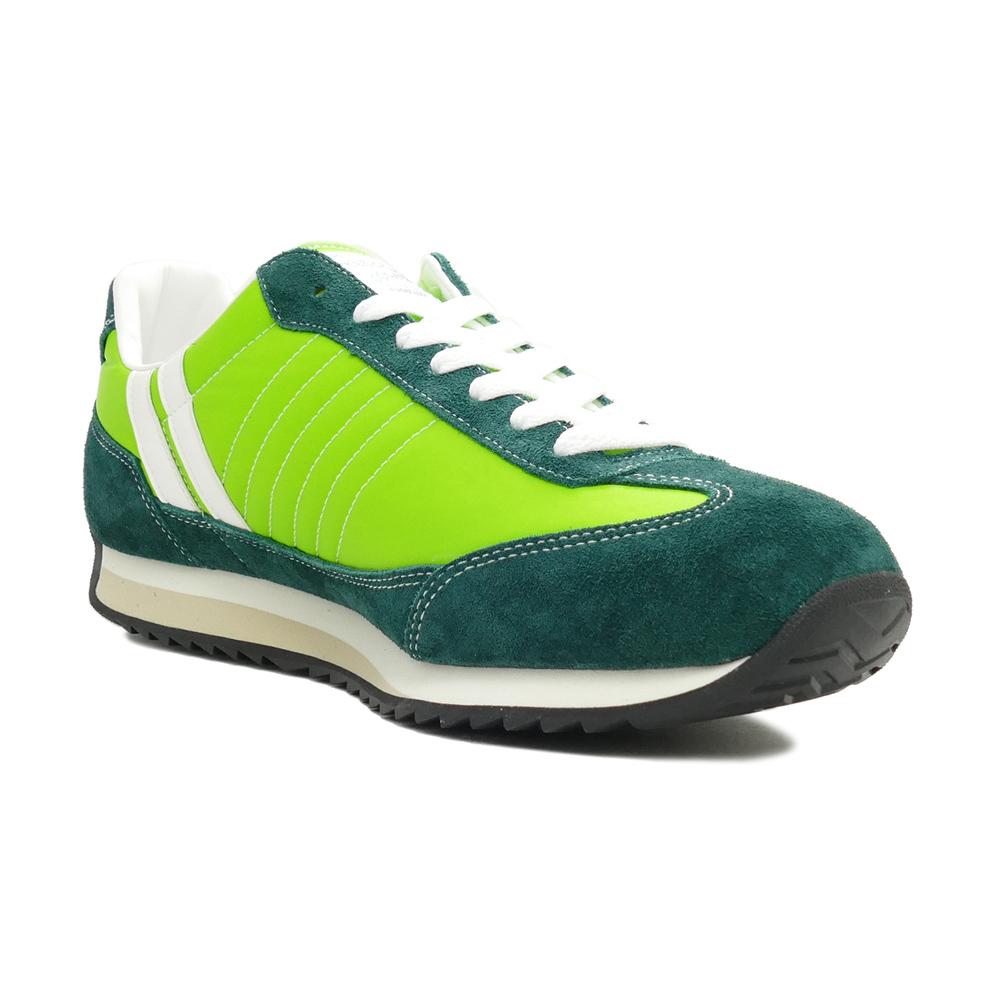 スニーカー パトリック PATRICK マラソン アスパラガス グリーン 942108 メンズ レディース シューズ 靴 21Q1