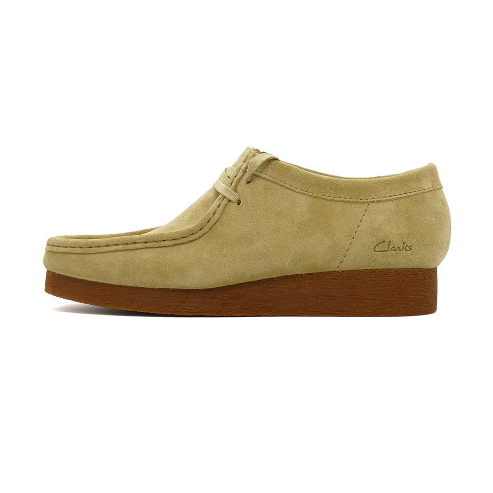 ブーツ クラークス Clarks ワラビー2 メープルスエード 26158275 メンズ シューズ 靴 21SS