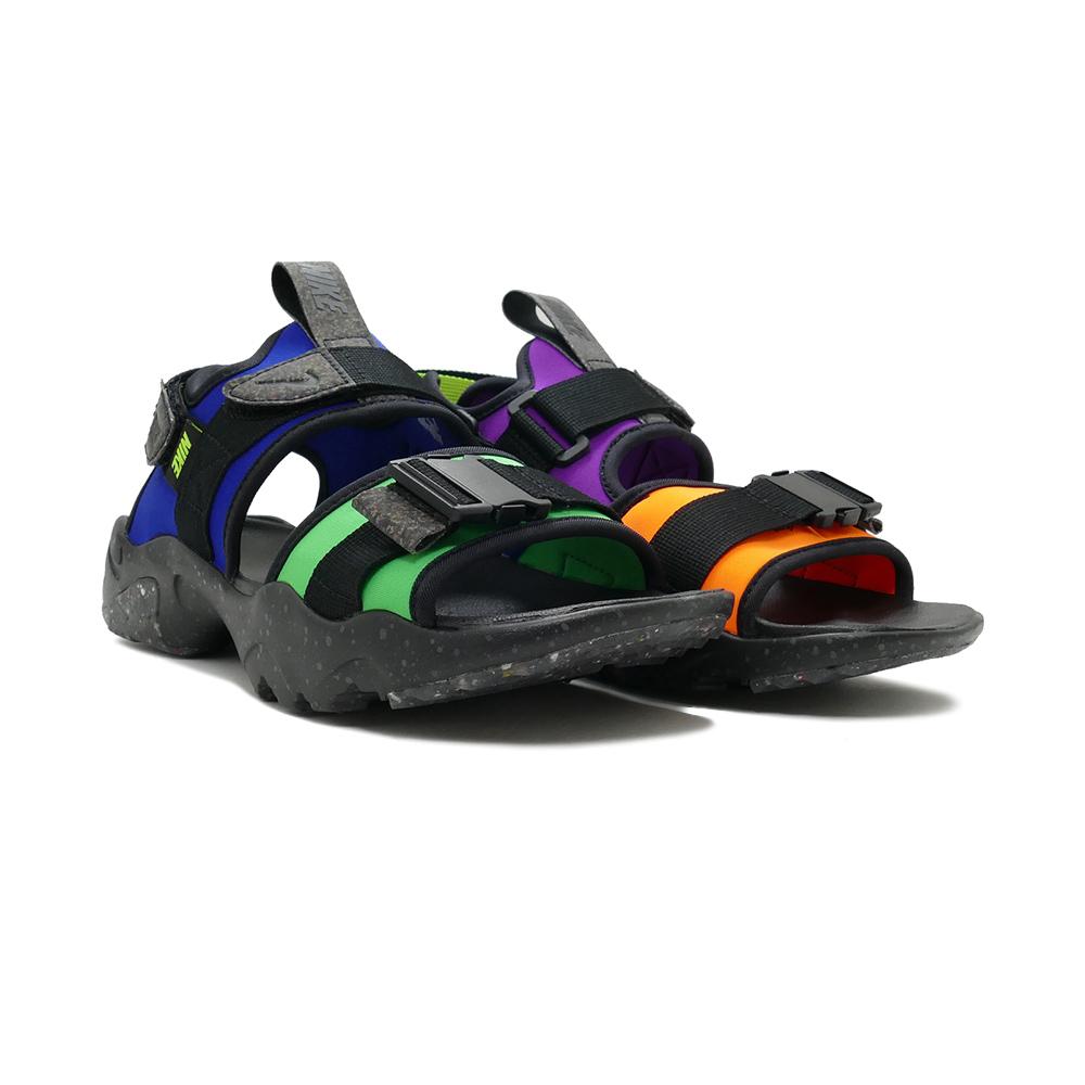 サンダル ナイキ NIKE キャニオンサンダル マルチカラー CW6210-074 メンズ レディース シューズ 靴
