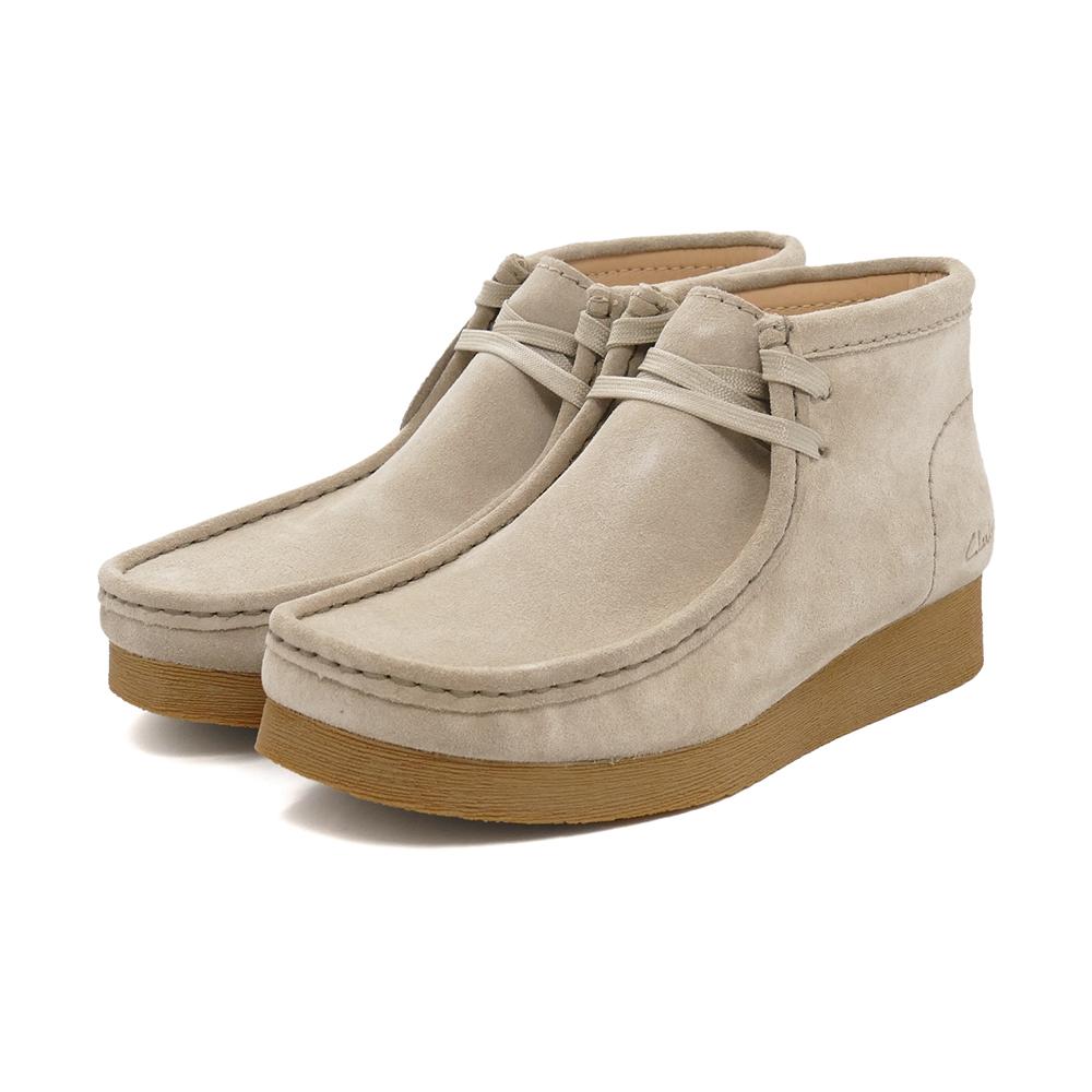 ブーツ クラークス Clarks レディース ワラビーブーツ2 サンドスエード 26161531 レディース シューズ 靴 21SS