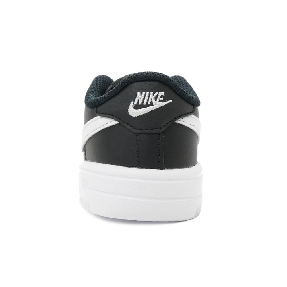 スニーカー ナイキ NIKE フォース1'18TD ブラック/ホワイト 905220-002 キッズ シューズ 靴 20SP