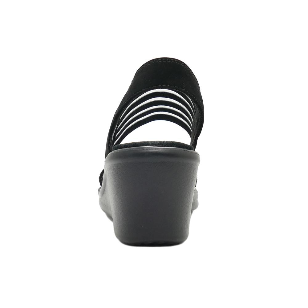 サンダル スケッチャーズ SKECHERS RUMBLERS-MODERNMAZE ブラック 31587-BLK レディース シューズ 靴 21SS