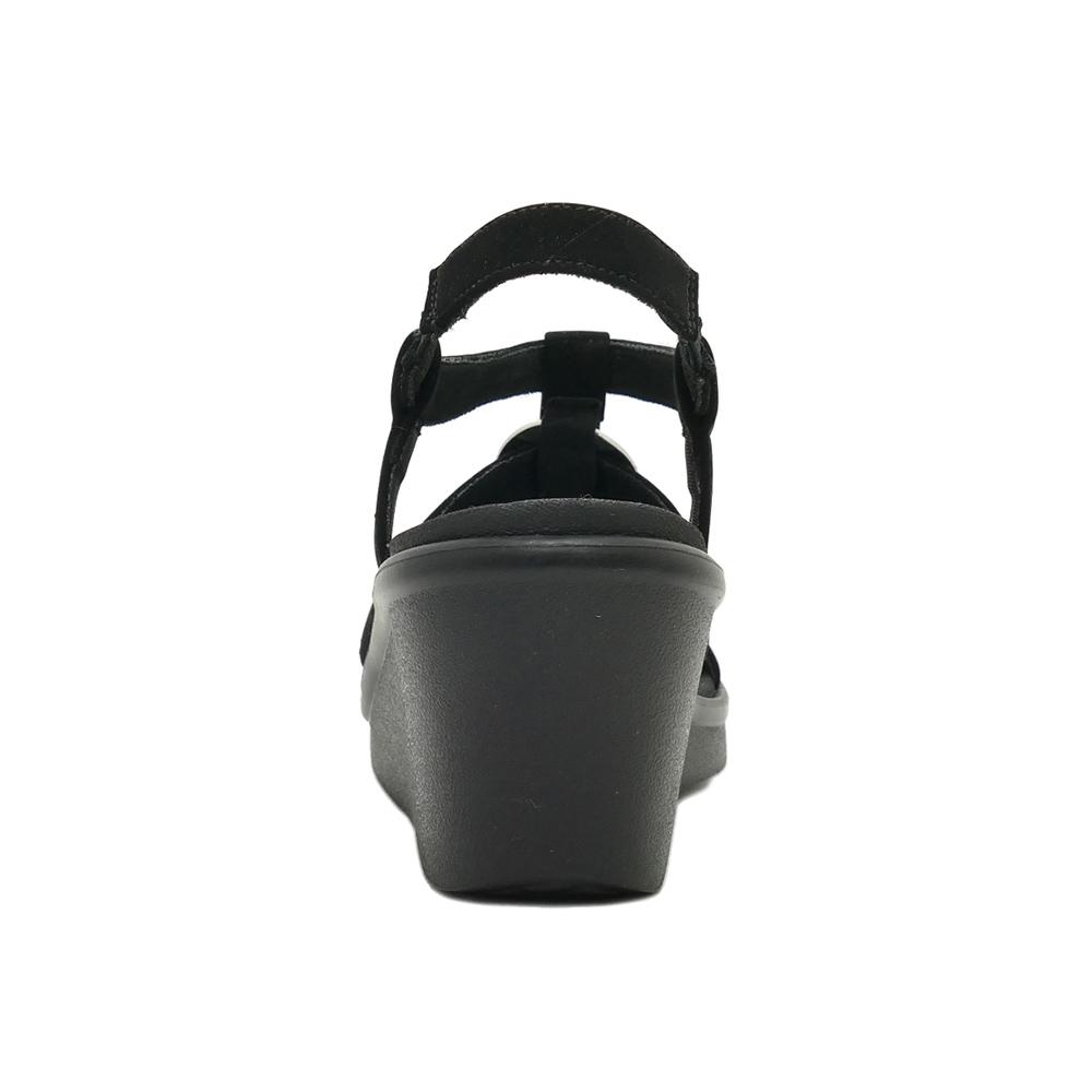 サンダル スケッチャーズ SKECHERS RUMBLE ON-DANCE AWAY ブラック 33219-BLK レディース シューズ 靴 21SS