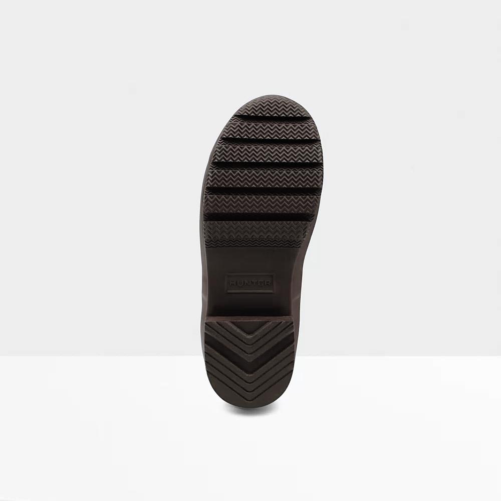 レインブーツ ハンター HUNTER ウィメンズオリジナルツアー ビターチョコレート WFT1026RMA-BCH レディース シューズ 長靴 20SP