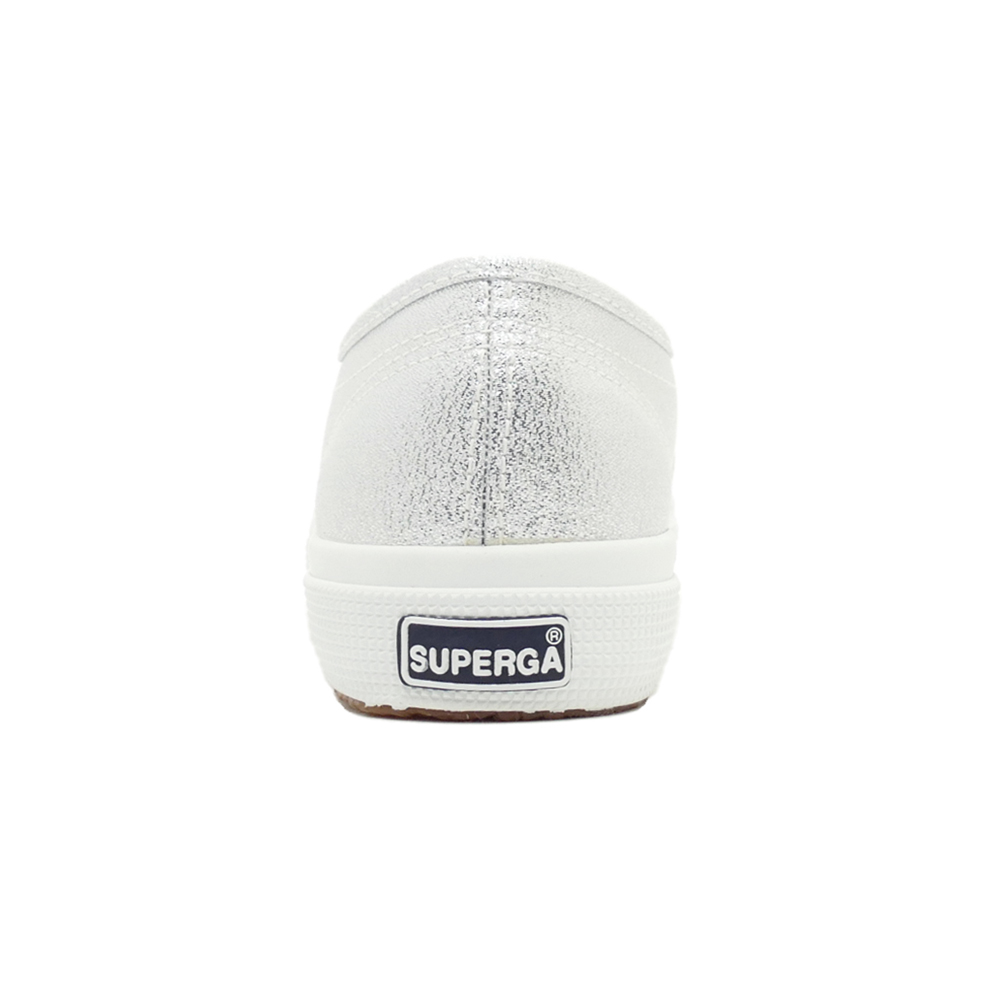 スニーカー スペルガ SUPERGA 2750-LAMEW グレー シルバー 031 S001820-031 メンズ レディース シューズ 靴 21Q1