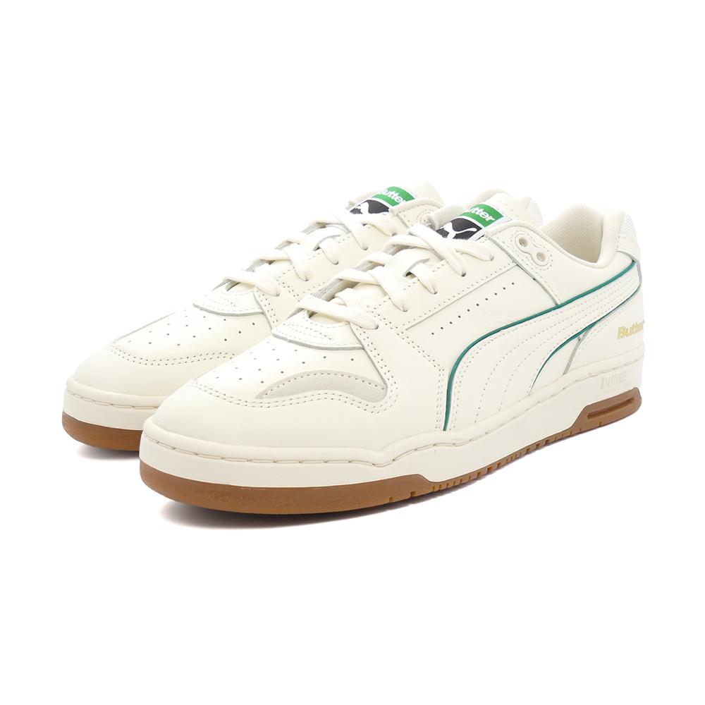 スニーカー プーマ PUMA スリップストリームローバターグッズ ウィスパーホワイト/カドミウムグリーン 白 381787-01 メンズ シューズ 靴 21AW