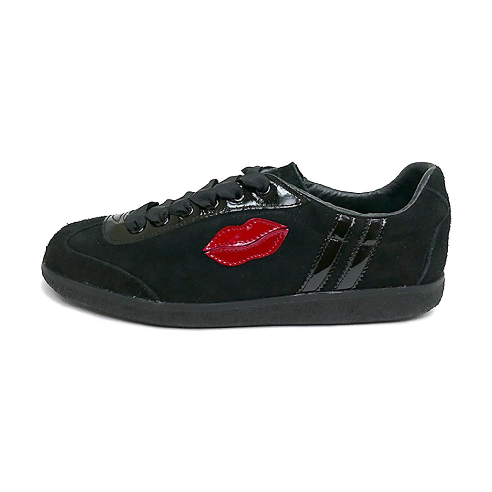 スニーカー パトリック PATRICK アートイスポップ ブラック 528571 メンズ レディース シューズ 靴