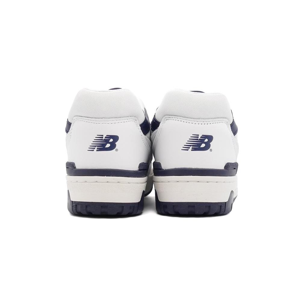スニーカー ニューバランス NEW BALANCE BB550WA1 ホワイト/ネイビー 白 BB550-WA1 NB メンズ シューズ 靴 21FW