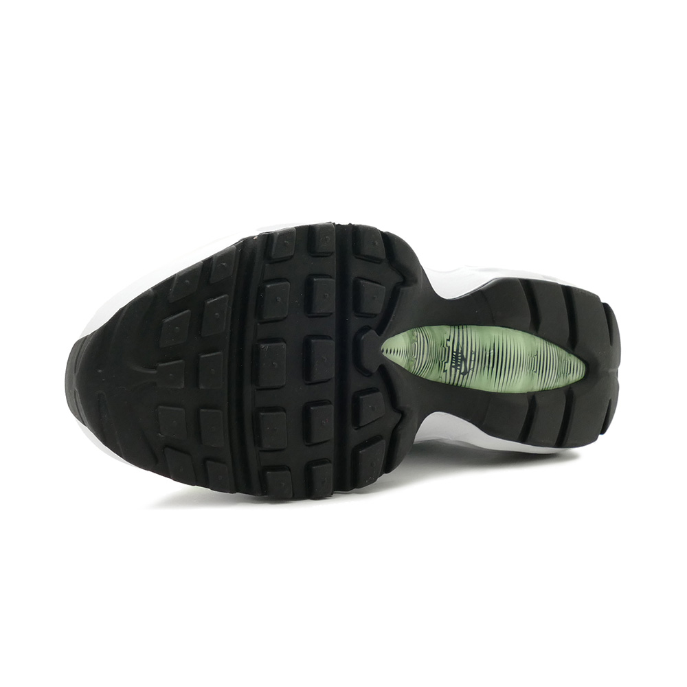スニーカー ナイキ NIKE ウィメンズエアマックス95 ホワイト/ブラック/ハイパーピンク CJ0624-101 レディース シューズ 靴 20SU