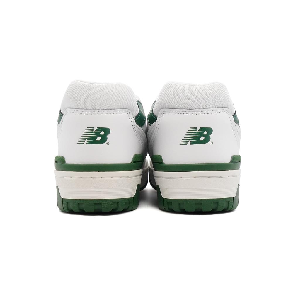 スニーカー ニューバランス NEW BALANCE BB550WT1 ホワイト/グリーン 白 BB550-WT1 NB メンズ シューズ 靴 21FW