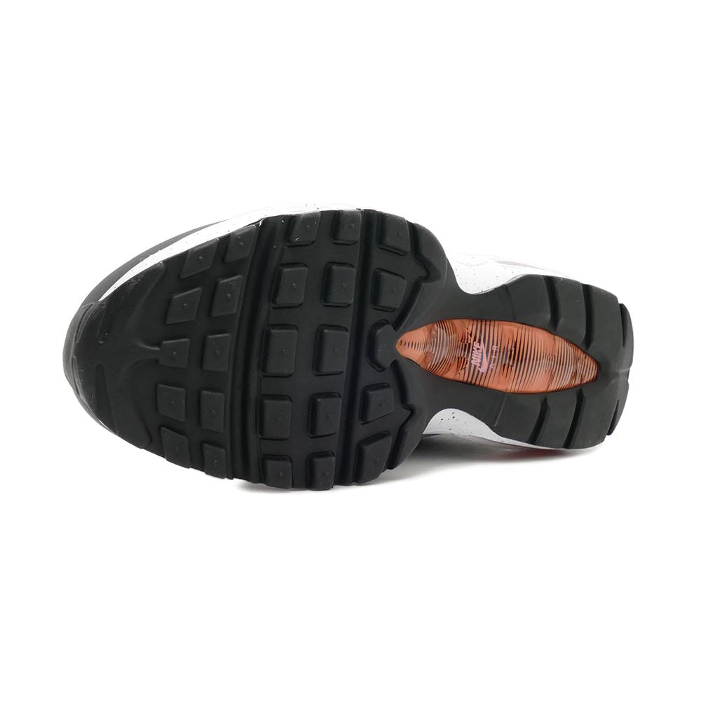 スニーカー ナイキ NIKE エアマックス95 ブラック/アクアマリン/ターフオレンジ/ホワイト/アンスラサイト/ダークグレー CZ0191-001 メンズ レディース シューズ 靴 21SU