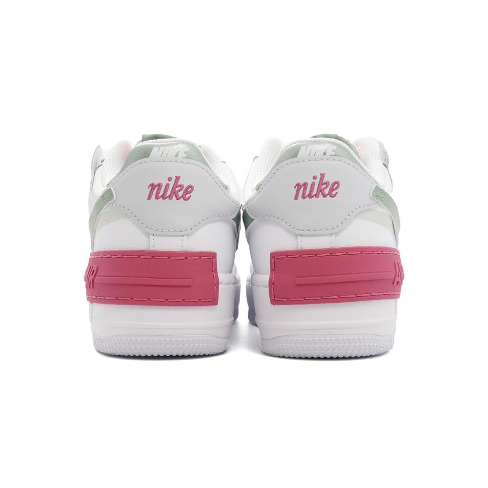 スニーカー ナイキ NIKE ウィメンズAF1シャドウ ホワイト/ジェイドスモーク 白 CI0919-112 レディース シューズ 靴 21HO