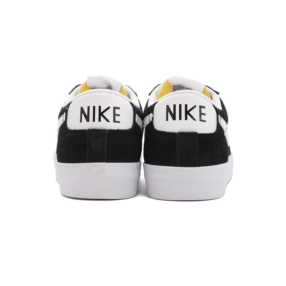 スニーカー ナイキ NIKE ブレーザーLOW'77スエード ブラック/ホワイト 黒 DA7254-001 メンズ シューズ 靴 21FA
