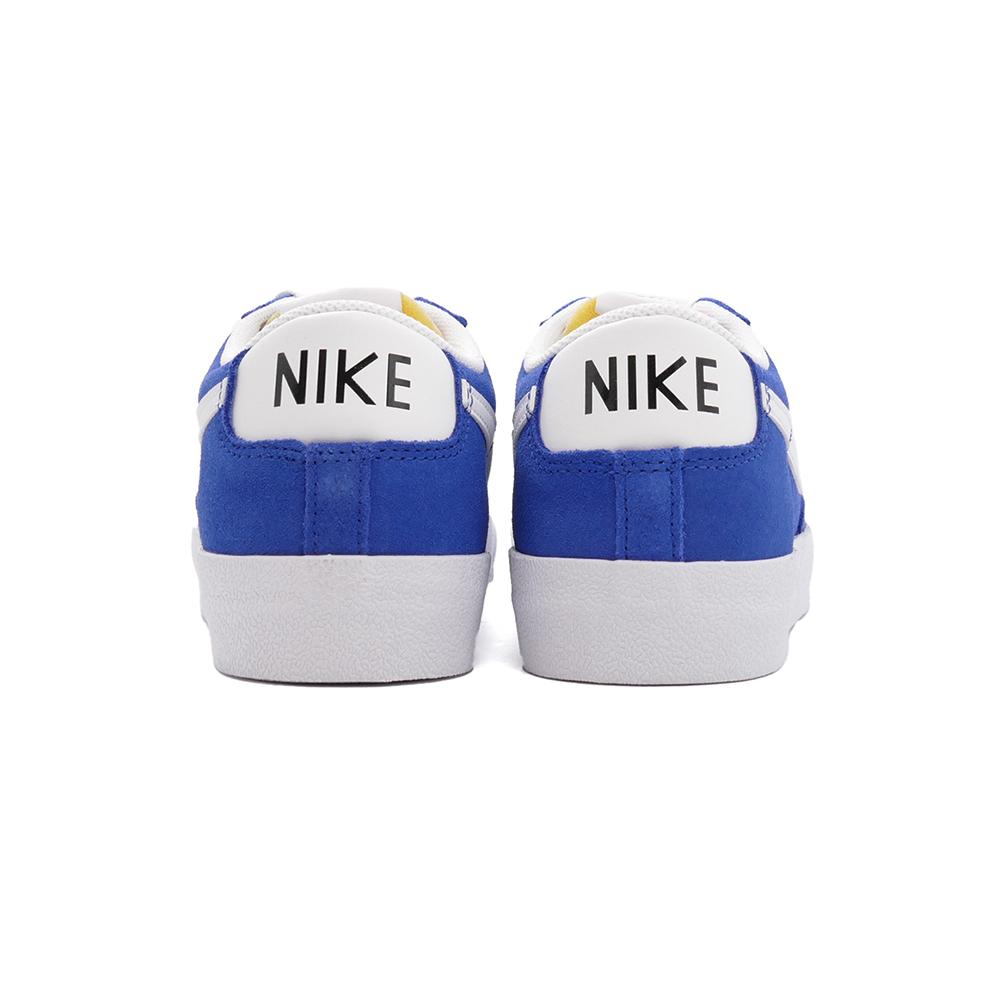 スニーカー ナイキ NIKE ブレーザーLOW'77スエード チームロイヤル/ホワイト 青 DA7254-401 メンズ シューズ 靴 21HO