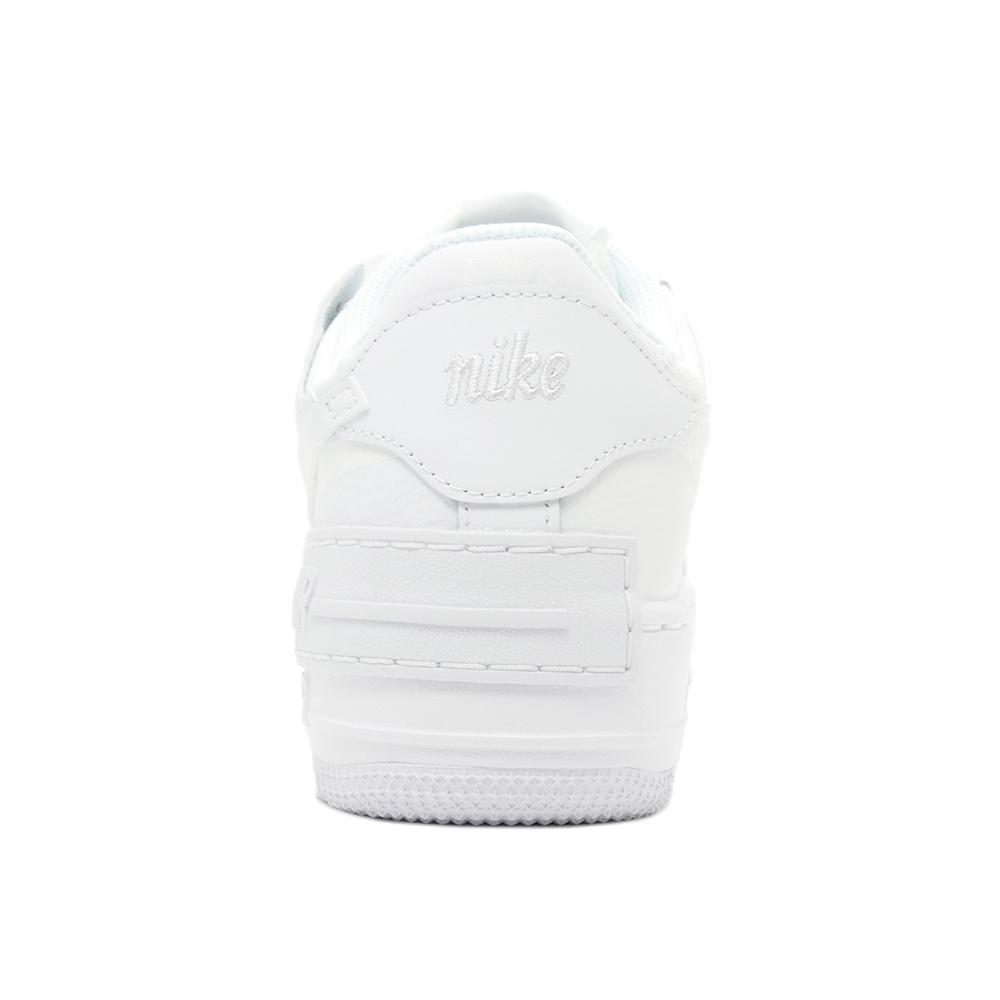 【お一人様一点まで】スニーカー ナイキ NIKE ウィメンズエアフォース1シャドウ ホワイト レディース シューズ 靴 19HO