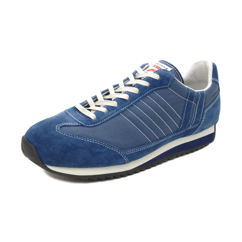 スニーカー パトリック PATRICK マラソン・オルメテックス ネイビー 503082 メンズ レディース シューズ 靴 21Q1
