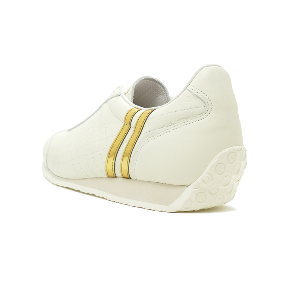 スニーカー パトリック PATRICK パミール+ゴールド ホワイト 502320 メンズ レディース シューズ 靴 20Q2