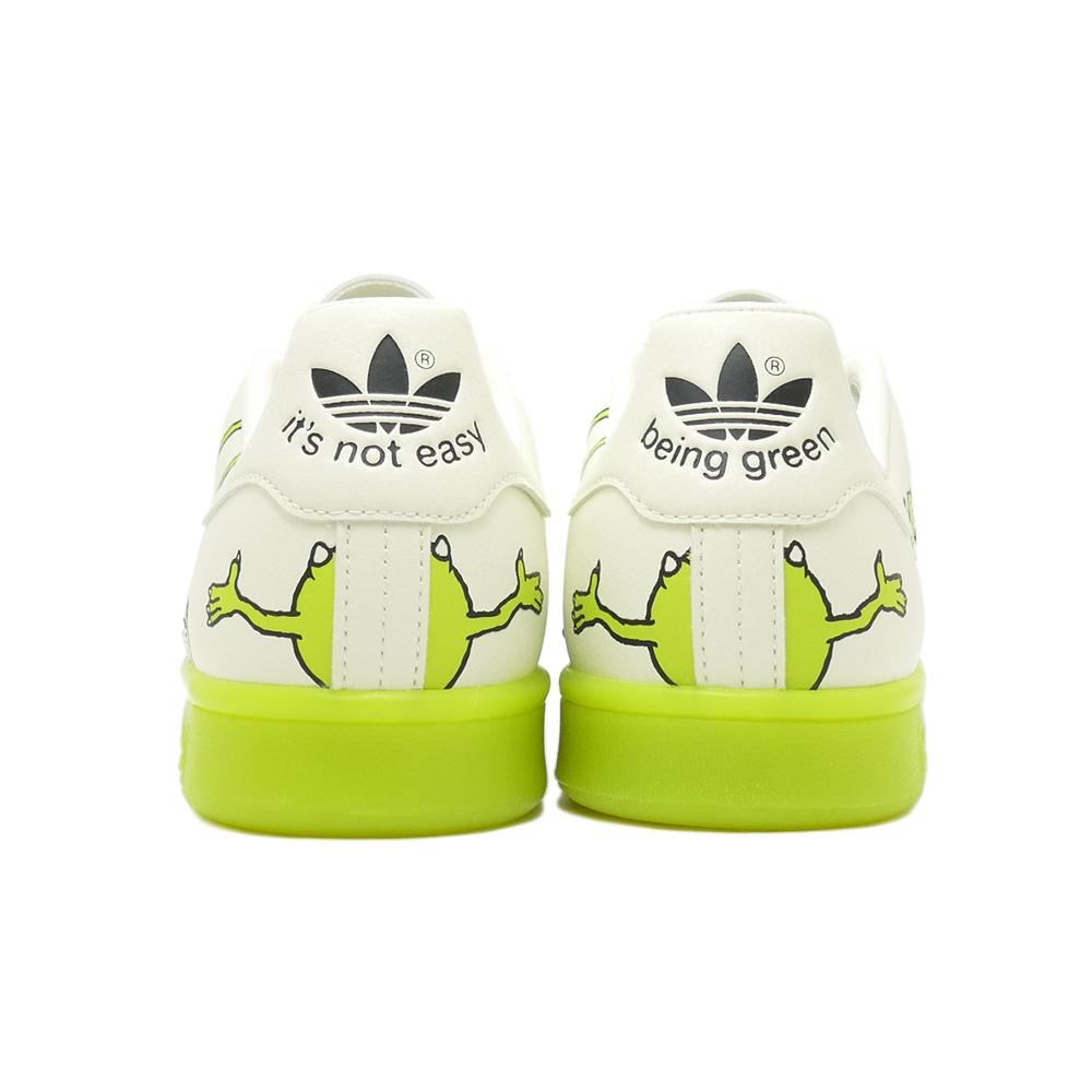 スニーカー アディダス adidas スタンスミス モンスターズインク マイク オフホワイト/パントーン/コアブラック FZ2706 メンズ レディース シューズ 靴 21SS