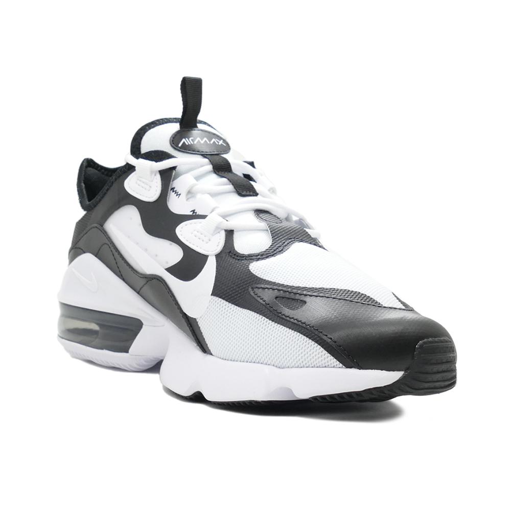 スニーカー ナイキ NIKE エアマックスインフィニティ2 ブラック/ホワイト/ブラック CU9452-004 メンズ シューズ 靴 21SP